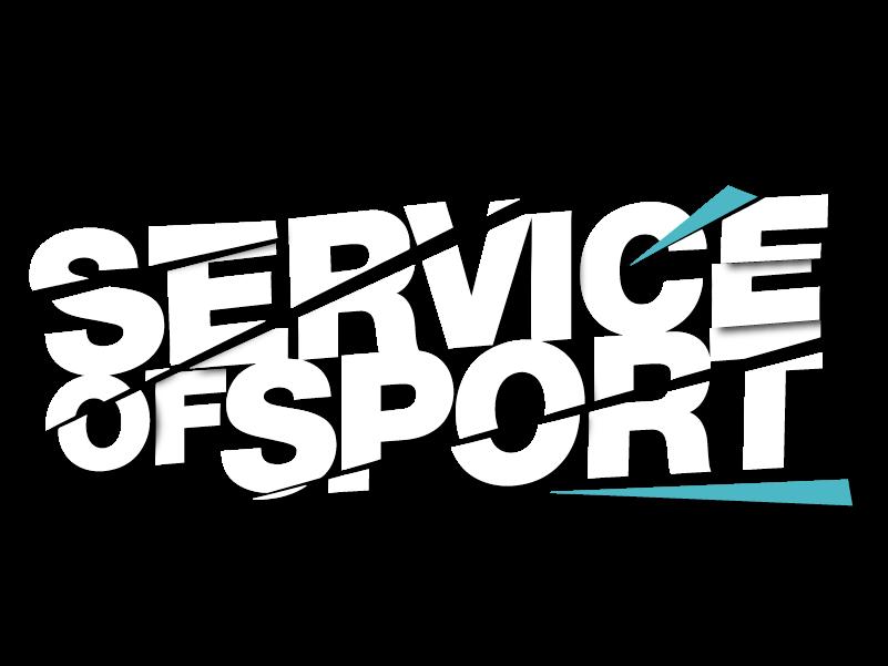 LOGO SERVICE OF SPORT