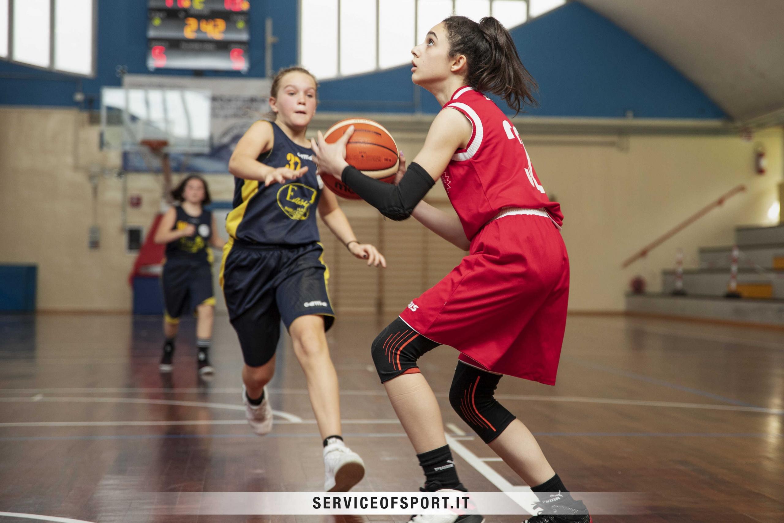Service of Sport Basket